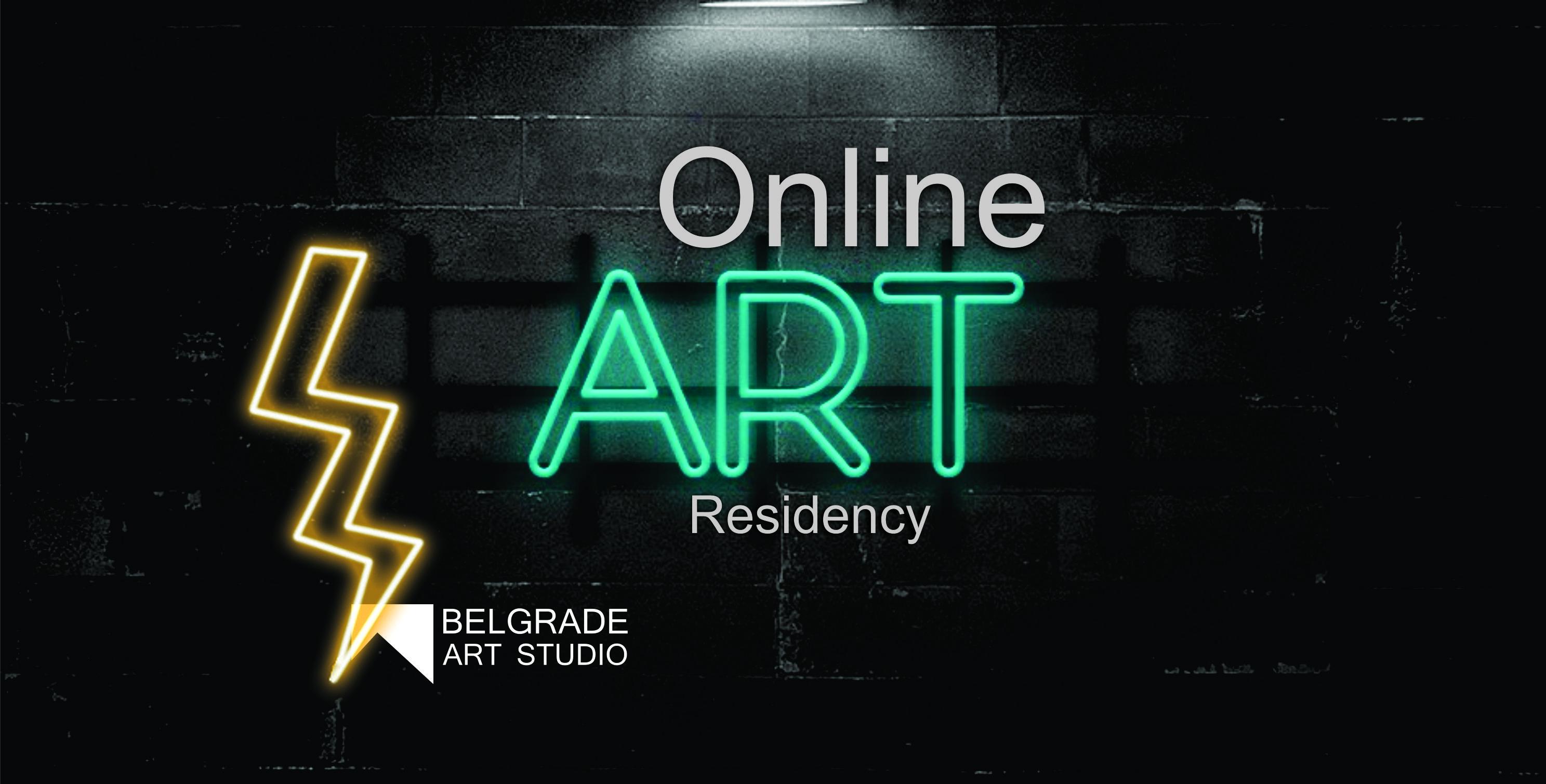 belgrade online residency